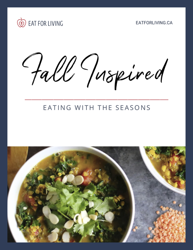 Fall Inspired Recipe Book
